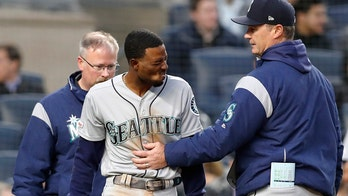 Seattle Mariners' Dee Gordon expresses frustration over getting hit by pitch: 'I've got a family'