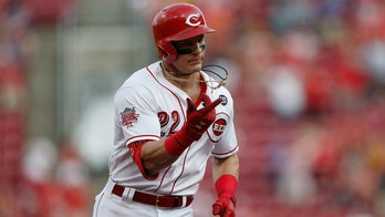 Reds' Derek Dietrich draws ire of broadcaster over home runs: 'I don't understand why you have to do that'
