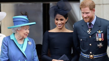 Queen Elizabeth reportedly visits Meghan Markle, Prince Harry's home while they wait for royal baby's arrival