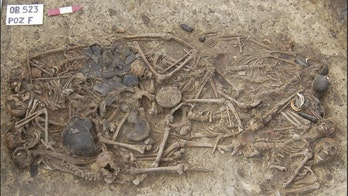 5,000-year-old mass grave suggests importance of family in ancient cultures, research finds