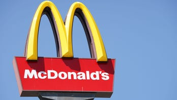 Sweden opened world's tiniest McDonald's to protect bees