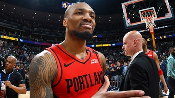 NBA star Damian Lillard spars with NFL analyst over 'spoiled an entitled brat' remark