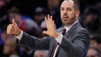 Frank Vogel, who is reportedly linked to Los Angeles Lakers coaching job, appeared on 'Letterman' as kid