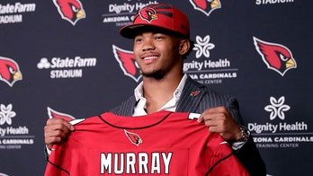 Cardinals' star Kyler Murray: 'I'll definitely be taking a knee' during national anthem