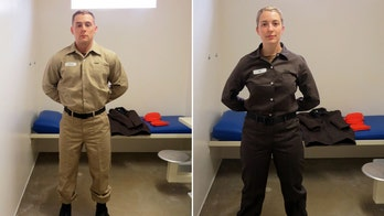 Navy introduces new color-coded prisoner uniforms for brig inmates