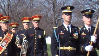 Sen. Cotton tells story of serving with 'The Old Guard' at Arlington National Cemetery