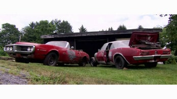 What a pair: The very first two Pontiac Firebirds ever built are for sale on Ebay