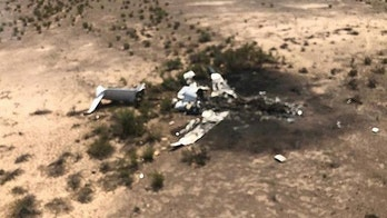 Private jet leaving Las Vegas crashes in Mexico; 'no survivors seen,' officials say