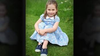 Kensington Palace shares new Princess Charlotte photos in honor of her fourth birthday