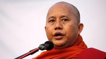 Myanmar police hunt for anti-Muslim monk dubbed 'Buddhist bin Laden'