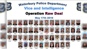 135 officers arrest 50 people in massive Connecticut heroin bust: 11 suspects on the run