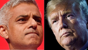 London Mayor Sadiq Khan says Trump is not 'in the same class' as Obama, Bush, ahead of state visit to Britain