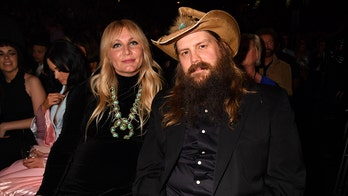 Chris Stapleton welcomes baby No. 5 with wife Morgane on Mother's Day