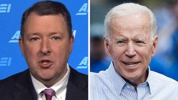 Joe Biden 'vulnerable' as 2020 Democratic front-runner, candidates will 'train fire' on him: Marc Thiessen