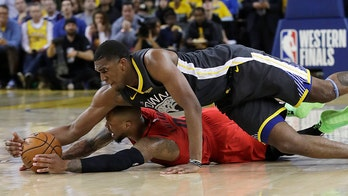 Warriors rally from 15 down at halftime, hold off Blazers