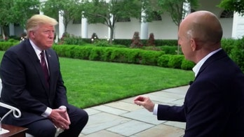 Trump takes on Biden, vows not to let Iran get nuclear weapons during Fox News interview