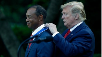 Stuart Varney: Tiger Woods proves that redemption is possible -- There's a lesson here for America