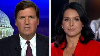 Tulsi Gabbard tells Tucker Carlson a US-Iran war would be 'devastating'