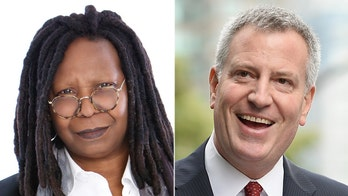 Whoopi mocks Bill de Blasio's 2020 announcement on 'The View:' 'What are you doing?'