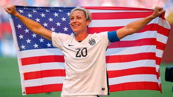 Former US women's soccer star Abby Wambach says World Cup win gives team leverage in equal pay fight