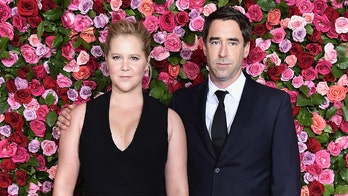 Amy Schumer reveals new baby's name in sweet photo