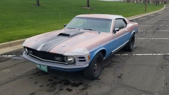 'Barn find' 1970 Ford Mustang on eBay is more than meets the eye