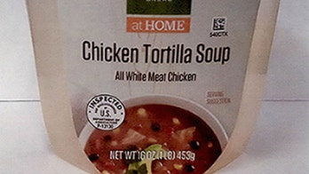 Panera at Home chicken soup recalled over plastic material in product