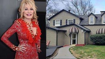 Dolly Parton's former Nashville home selling for $1.1 million