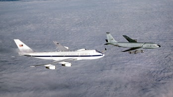 'Doomsday plane' can survive a nuclear attack