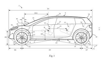 It doesn't suck: Vacuum giant Dyson reveals first images of its upcoming electric car
