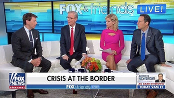 'Fox & Friends' hosts press WH spokesman on whether Insurrection Act will be used to stem border crisis