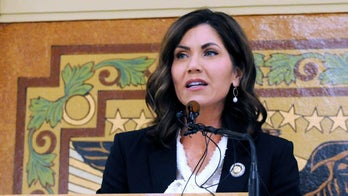 Oglala Sioux Tribe says South Dakota Gov. Kristi Noem is 'not welcome' on their reservation