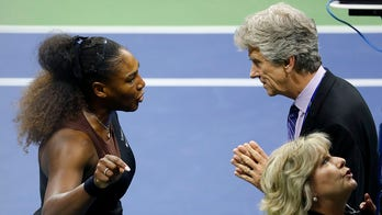 Serena Williams recalls US Open meltdown in essay, thought she was 'doing the right thing'