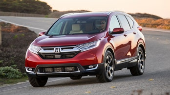 137,000 Honda CR-Vs recalled to fix faulty airbags