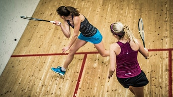 Female squash competitors 'shocked' after prizes include sex toy, callus remover