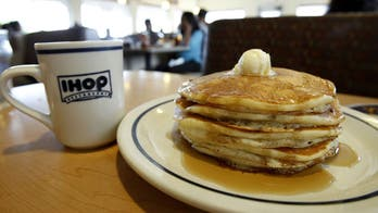 IHOP launches National Military Month campaign to benefit children of fallen service members
