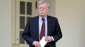 White House slams China's 'highly dubious' infrastructure project as Bolton warns Ukraine