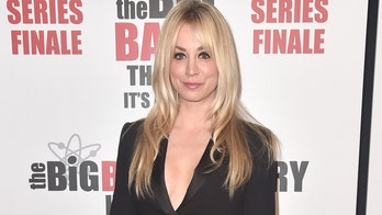 'Big Bang Theory' star Kaley Cuoco 'probably would' be up for a reboot of the hit comedy series