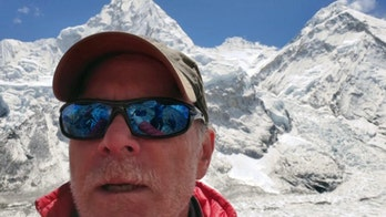 Colorado lawyer dies while descending Mount Everest, officials say