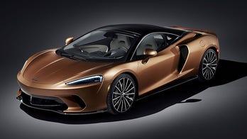 The McLaren GT is a 203 mph golf cart