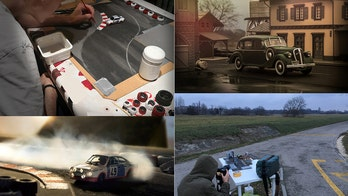 Amazing photos bring toy cars to life with just 1 computer trick