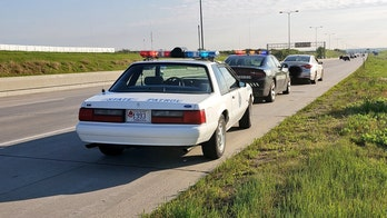 The Nebraska State Patrol's 1993 Ford Mustang may be the USA's coolest cop car