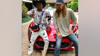 Lil Nas X gave his BFF Billy Ray Cyrus a Maserati because their song is a hit