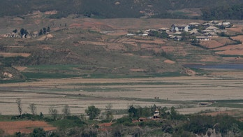 North Korea suffering 'extreme drought,' worst in nearly 40 years amid fears of food shortages