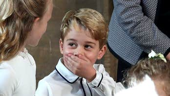 A history of Prince George being adorable in honor of his sixth birthday