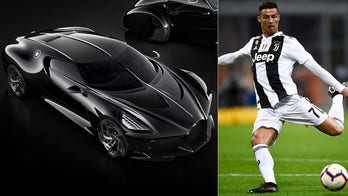 Did Cristiano Ronaldo buy the most expensive new car ever?