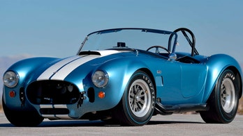 Collection of 3 Shelby Cobras sold for millions at auction