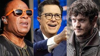 Celebrity birthdays: Stevie Wonder, Stephen Colbert and Iwan Rheon turn one year older
