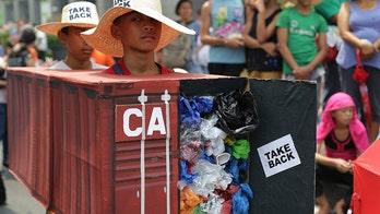 Duterte recalls tops diplomats from Canada over trash war