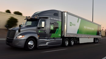 United States Postal Service testing TuSimple's autonomous trucks